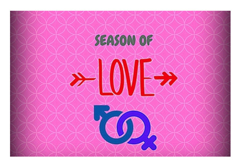 Season Of Love Art PosterGully Specials