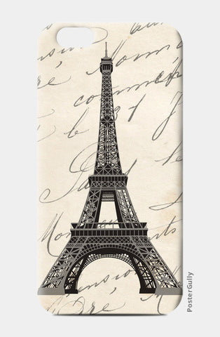 Paris iPhone 6/6S Cases | Artist : Vaishak Seraphim