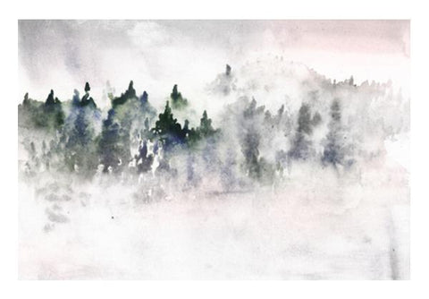 Winter Mist Wall Art PosterGully Specials