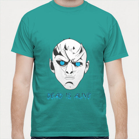 Men T Shirts, Game of Thrones - White Walker Men T Shirts | Artist : Charcoal, - PosterGully - 1