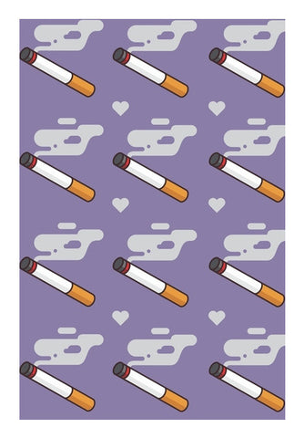 Smoking New01 Wall Art | Artist : Nishit Shah