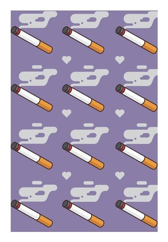 PosterGully Specials, Smoking New01 Wall Art | Artist : Nishit Shah, - PosterGully