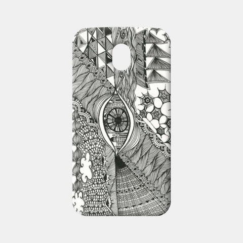 Moto G3 Cases, Look beyond what you see Moto G3 Cases | Artist : Amulya Jayapal, - PosterGully