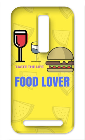Food Lover Asus Zenfone 2 Cases | Artist : Pallavi Rawal