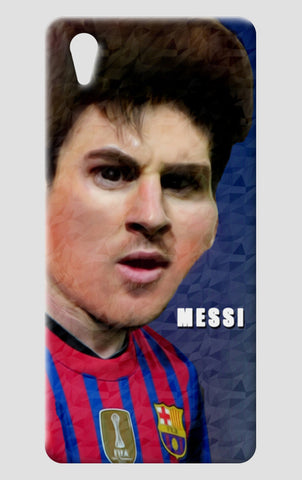 Messi bacalona One Plus X Cases | Artist : ASHUTOSH RAI