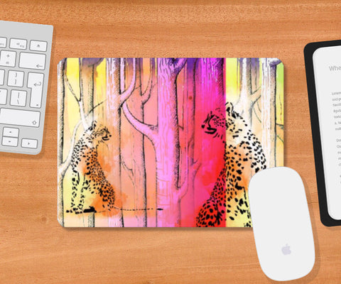 Mousepad, wild hues Mousepad | Sonali Ghosh, - PosterGully