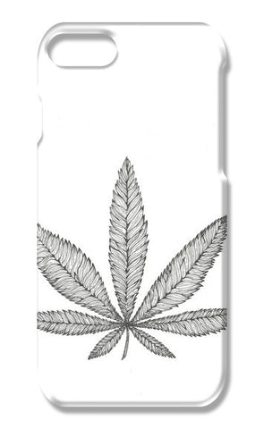 Marijuana leaf iPhone 7 Cases | Artist : Raj Patel