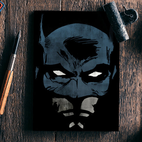 Batman Notebook | Artist : Kaushal Faujdar