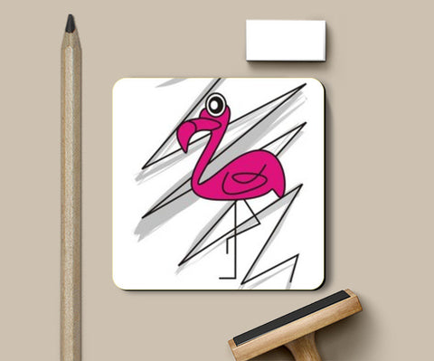 PINK ALERT! Coasters | Artist : mytablecreations