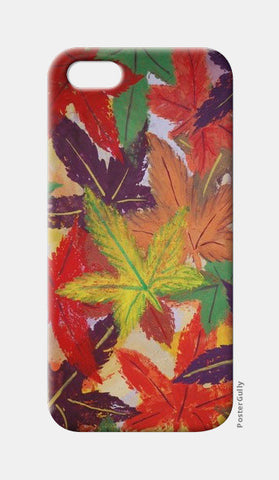 Autumn iPhone 5 Cases | Artist : Parvathi Arun