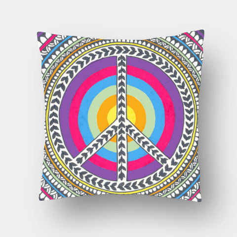 Cushion Covers, Peace Within Cushion Covers | Artist : Suchita Pande, - PosterGully