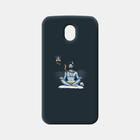 Moto G3 Cases, Shankar | The Destroyer Moto G3 Cases | Artist : Puneet Gaur Barnala, - PosterGully