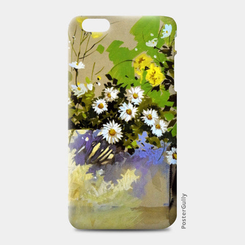 Flower Still Life iPhone 6 Plus/6S Plus Cases | Artist : Rahul Tanwar