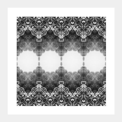 Kaleidoscope  Square Art Prints PosterGully Specials