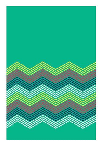 PosterGully Specials, Pattern Wall Art | Artist : Nishit shah, - PosterGully