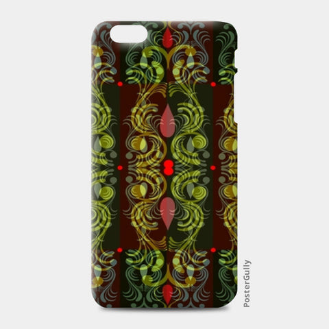 Ornamental Pattern iPhone 6 Plus/6S Plus Cases | Artist : Amar Singha