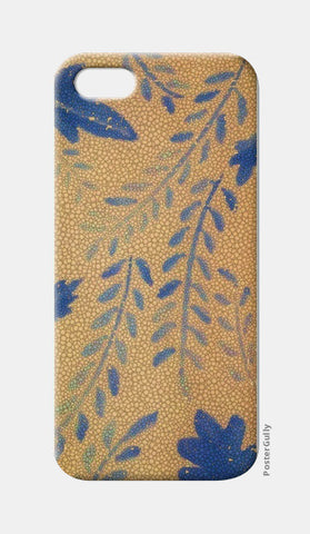 mosaic leaves iPhone 5 Cases | Artist : Megha Vohra
