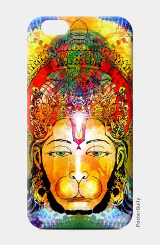 iPhone 6 / 6s, Lord Hanuman iPhone 6 / 6s case | Artist: Pradeesh k, - PosterGully