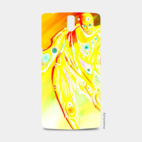 Roxcy Mobile Art One Plus One Cases | Artist : Rajat Pandit