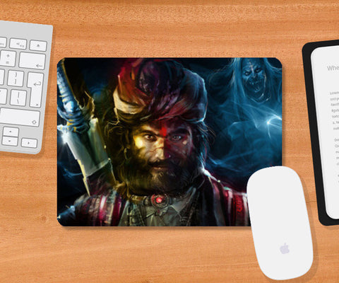 Mousepad, Raja Mousepad | kishore ghosh, - PosterGully
