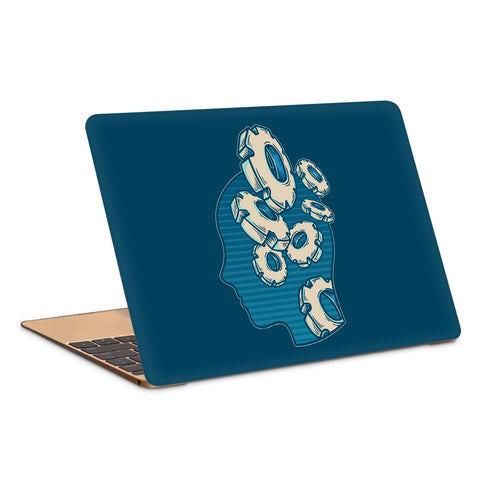 Head Laptop Skin