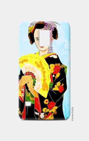 Samsung S5 Cases, Japanese Beauty Samsung S5 Cases | Artist : Divakar Singh, - PosterGully
