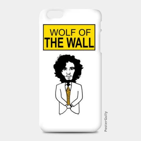 iPhone 6/6S Plus Cases, Game of Thrones - Jon Snow iPhone 6 Plus/6S Plus Cases | Artist : Charcoal, - PosterGully