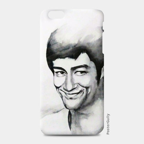 Bruce Lee the big boss iPhone 6 Plus/6S Plus Cases | Artist : Sunil Angral