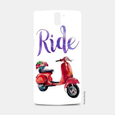 Ride 2 One Plus One Cases | Artist : Vaishak Seraphim