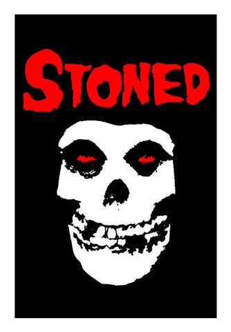 Stoned Poster Art PosterGully Specials