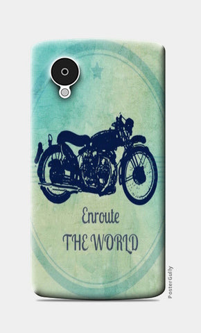 Travel the world Nexus 5 Cases | Artist : Priyanka Singhania