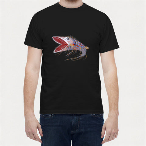 Men T Shirts, shark fish Men T Shirts | Artist : federico cortese, - PosterGully - 1