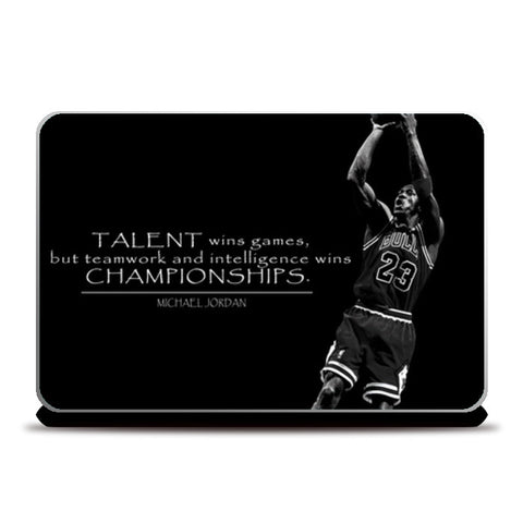 Talent & Championship. Laptop Skins | Artist : Moonlit Khaos