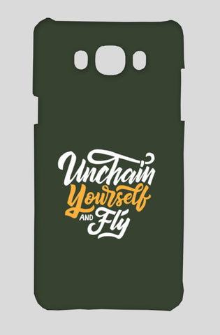 Unchain Yourself And Fly Samsung On8 Cases | Artist : Inderpreet Singh