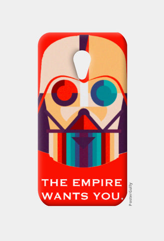 Moto G2 Cases, The Empire Moto G2 Case | Artist: Raghav Puri, - PosterGully