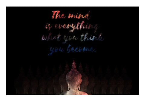 Buddha Quote - Motivational !! Art PosterGully Specials