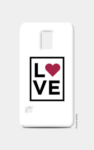 Love Samsung S5 Cases | Artist : Abhishek Bhardwaj