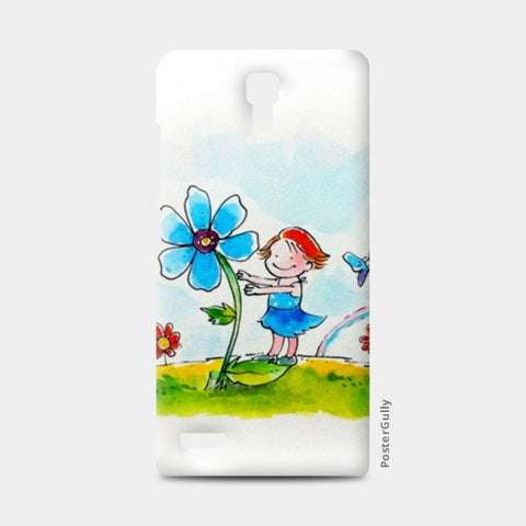 Redmi Note Cases, Childhood Redmi Note Cases | Artist : Komal Sharma, - PosterGully