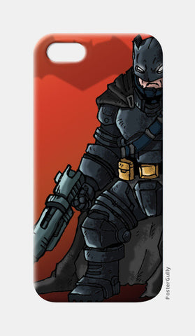 BATMAN iPhone 5 Cases | Artist : abhilash kumar