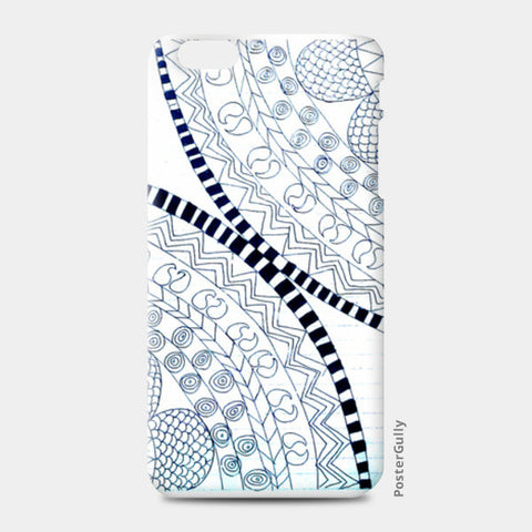 Symme3 (Doodle All The Way!) iPhone 6 Plus/6S Plus Cases | Artist : Hansika Sachdeva