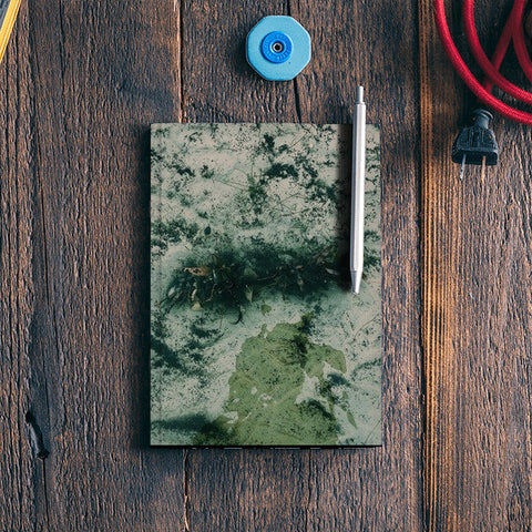 Sea Art Vintage Notebook | Artist : nandita sharma