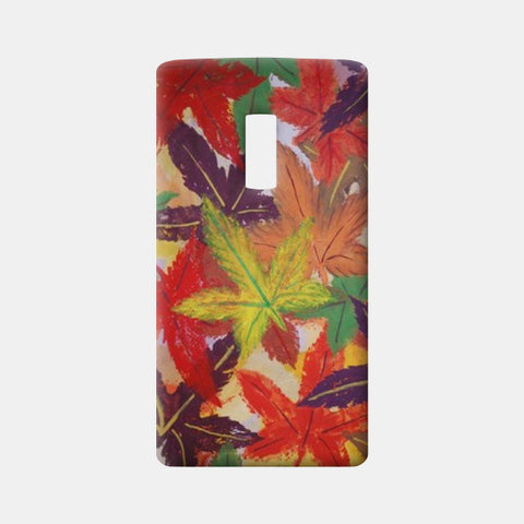 Autumn One Plus Two Cases | Artist : Parvathi Arun