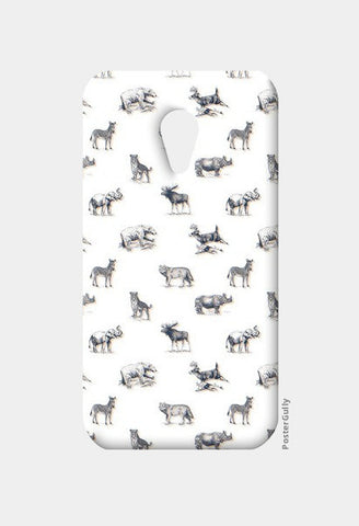 Safari Animal Moto G2 Cases | Artist : Dinesh kumar