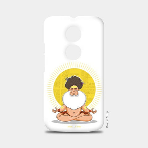 Moto X2 Cases, Sadhu Re Moto X2 Cases | Artist : Tejeshwar Prasad, - PosterGully
