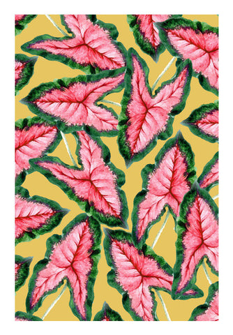 Caladium Art PosterGully Specials
