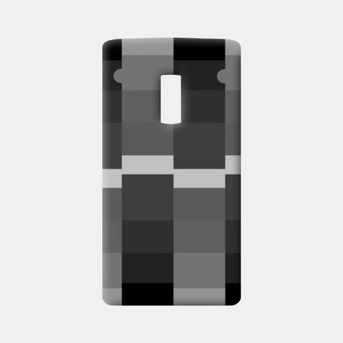 Greyscale Pattern Oneplus 2 Case One Plus Two Cases | Artist : Vedant Sharma