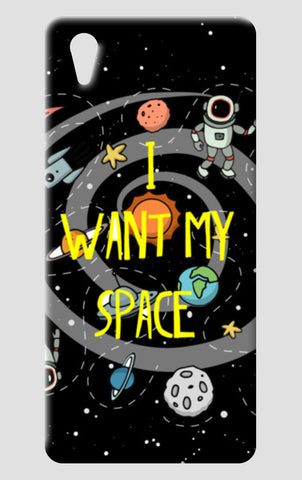 i want my space One Plus X Cases | Artist : Manju Nk