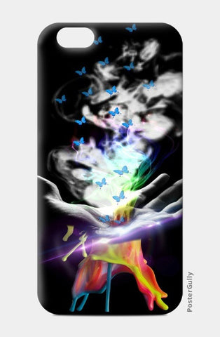Magical Colors iPhone 6/6S Cases | Artist : BhagyaShri