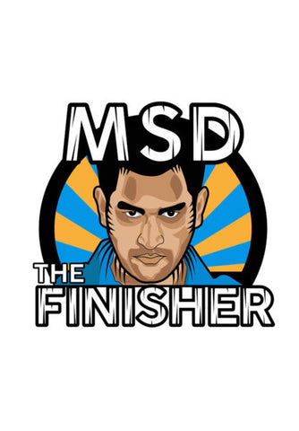 MSD Wall Art | Artist : Dishant Bhatia