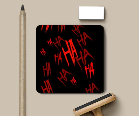 Coasters, Joker Laughter Coaster | Artist : Sidhant Sharma, - PosterGully